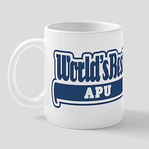WB Dad [Hungarian] Mug
